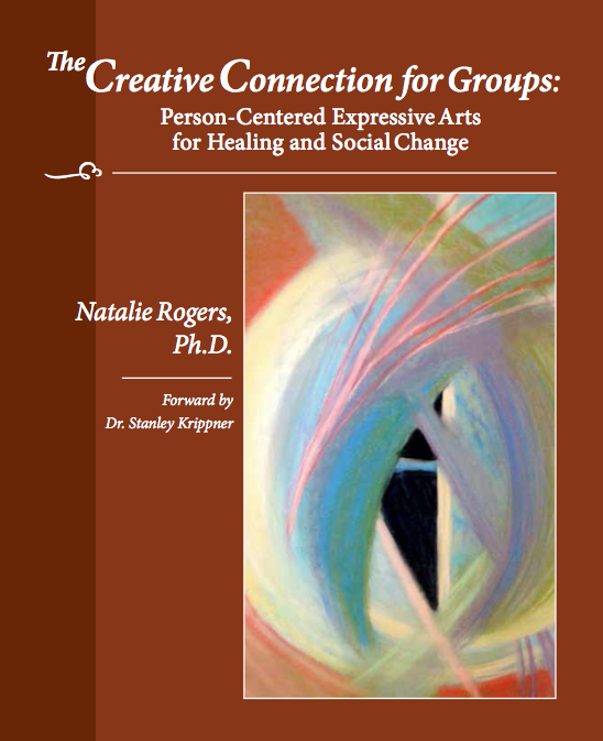 Creative Connection for Groups: Person-Centered Expressive Arts, Cover