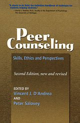 Peer Counseling Book Cover